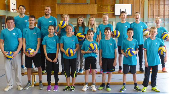 Volleyball-Jugend